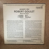 Robert Goulet - Always You - Vinyl LP Record - Opened  - Very-Good+ Quality (VG+)