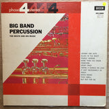 Ted Heath and His Music - Big Band Percussion  - Vinyl LP Record - Opened  - Very-Good- Quality (VG-) - C-Plan Audio