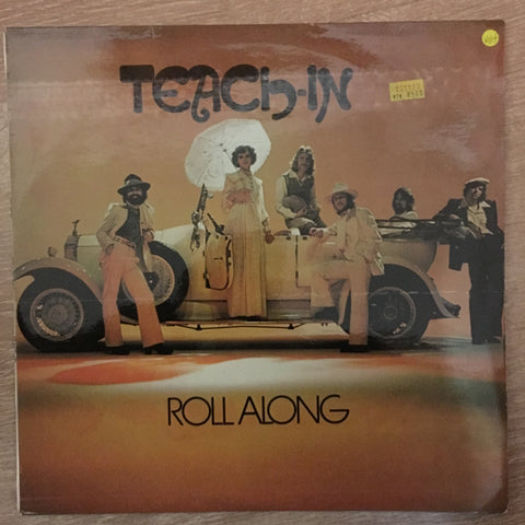 Teach-In ‎– Roll Along  - Vinyl LP Record  - Opened  - Very-Good+ Quality (VG+) - C-Plan Audio