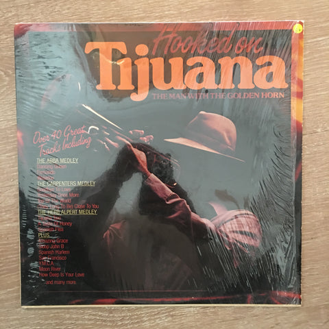 Hooked On Tijuana - Vinyl LP Record - Opened  - Good+ Quality (G+) - C-Plan Audio