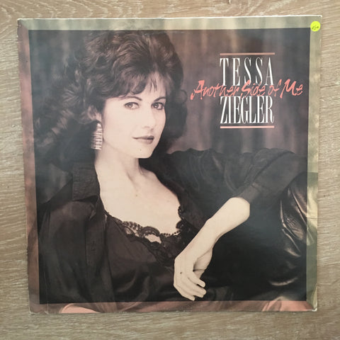 Tessa Ziegler - Another Side Of Me - Vinyl LP Record - Opened  - Very-Good+ Quality (VG+)