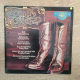 Country Gold - Vinyl LP Record - Opened  - Very-Good+ Quality (VG+)