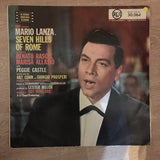 Mario Lanza ‎– Seven Hills Of Rome - Vinyl LP Record - Opened  - Good+ Quality (G+) - C-Plan Audio