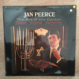 Jan Peerce - The Art Of The Cantor - Vinyl LP Record - Opened  - Very-Good+ Quality (VG+)