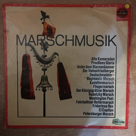 Marschmusik - Vinyl LP Record - Opened  - Good Quality (G)