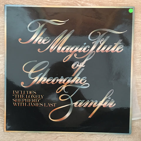 Gheorghe Zamfir ‎– The Magic Flute of - Vinyl LP Record  - Opened  - Very-Good+ Quality (VG+)