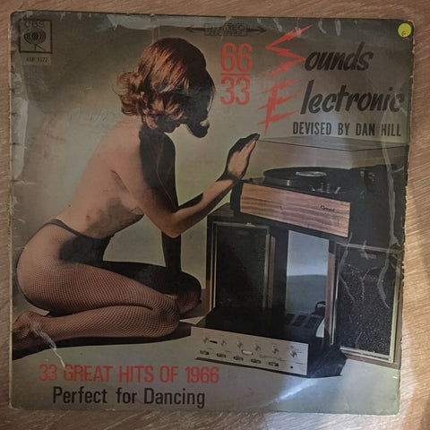 Sounds Electronic - Vinyl LP Record - Opened  - Good Quality (G)