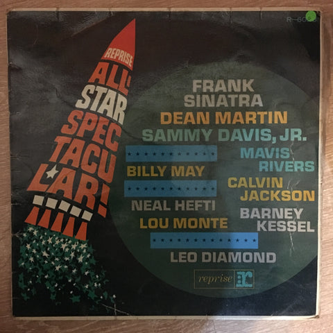 All Star Spectacular - Vinyl LP Record - Opened  - Fair Quality (F) - C-Plan Audio