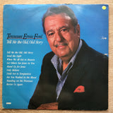 Tennessee Ernie Ford ‎– Tell Me The Old, Old Story - Vinyl LP Record - Opened  - Very-Good Quality (VG) - C-Plan Audio