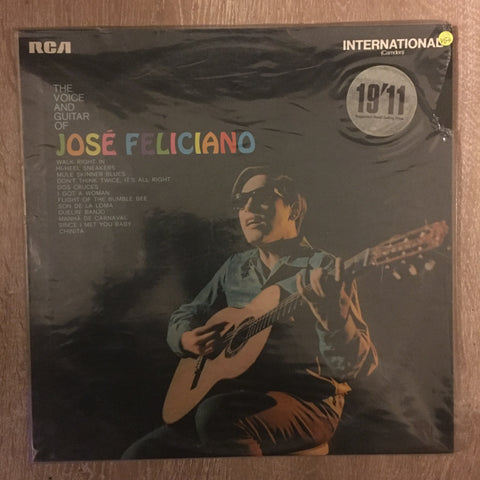 Jose Feliciano - Vinyl LP Record - Opened  - Very-Good+ Quality (VG+)