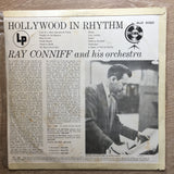 Ray Conniff And His Orchestra ‎– Hollywood In Rhythm  - Vinyl LP Record - Opened  - Very-Good Quality (VG) - C-Plan Audio