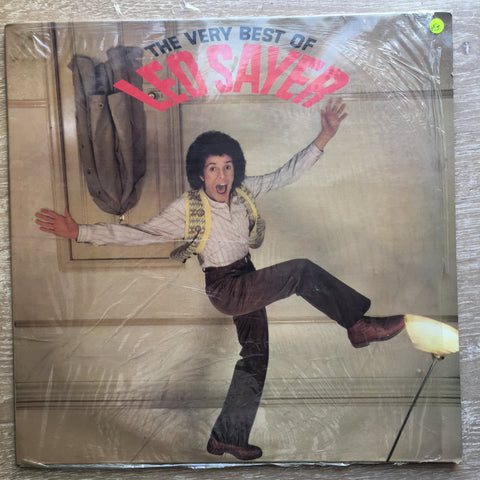 Leo Sayer - The Very Best of Leo Sayer - Vinyl LP Record - Opened  - Very-Good+ Quality (VG+) - C-Plan Audio
