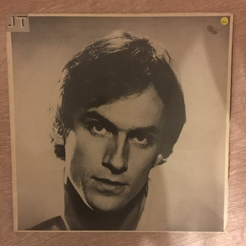 James Taylor ‎– JT - Vinyl LP Record - Opened  - Very-Good+ Quality (VG+)