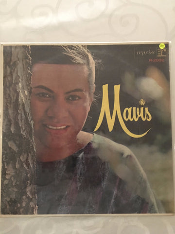 Mavis Rivers - Mavis - Vinyl LP Record - Opened  - Very-Good+ Quality (VG+)