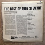 Andy Stewart  - The Best of Andy Stewart - Vinyl LP Record - Opened  - Very-Good Quality (VG) - C-Plan Audio