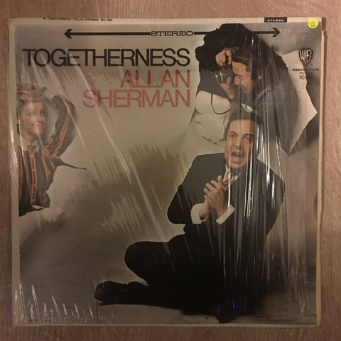Allan Sherman - Togetherness  - Vinyl LP Record - Opened  - Very-Good+ Quality (VG+)
