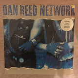 Dan Reed Network - Dan Reed Network -  Vinyl LP - Opened  - Very-Good+ Quality (VG+) - C-Plan Audio