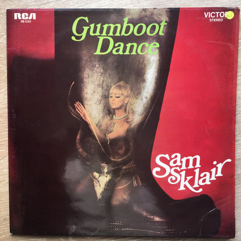 Sam Sklair - Gumboot Dance – Vinyl LP Record - Opened  - Very-Good+ Quality (VG+)