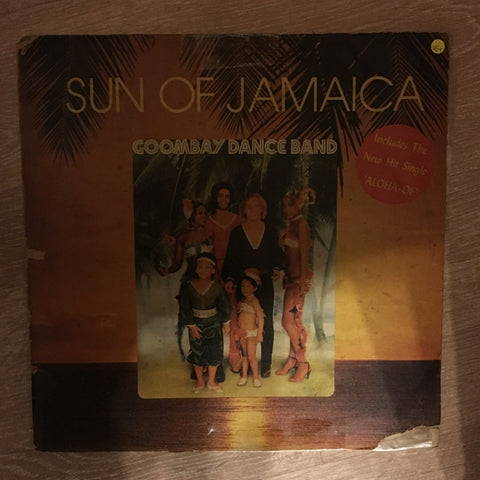 Goombay Dance Band - Sun of Jamaica  - Vinyl LP - Opened  - Very-Good+ Quality (VG+) - C-Plan Audio