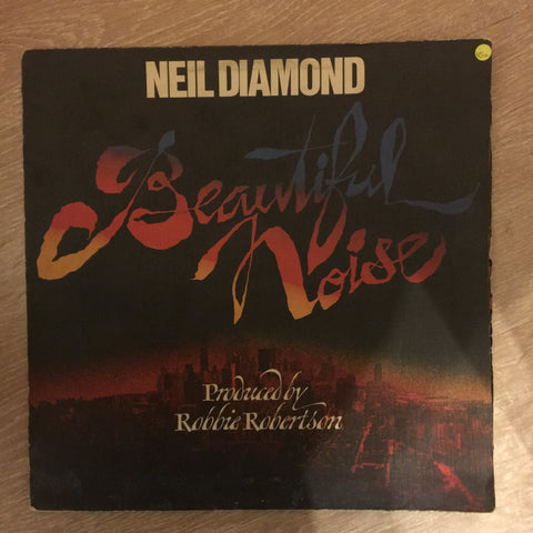 Neil Diamond - Beautiful Noise - Vinyl LP Record - Opened  - Very-Good+ Quality (VG+)