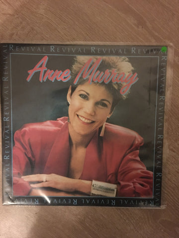 Anne Murray - Revival - Vinyl LP Record - Opened  - Very-Good+ Quality (VG+)