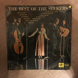 The Best Of The Seekers - Vinyl LP Record - Opened  - Good+ Quality (G+)