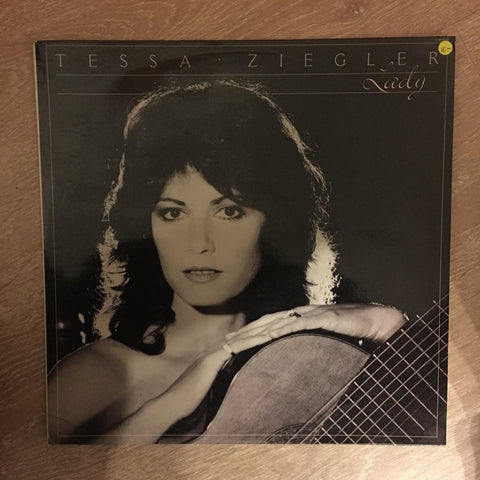 Tessa Ziegler - Lady - Vinyl LP Record - Opened  - Very-Good- Quality (VG-)