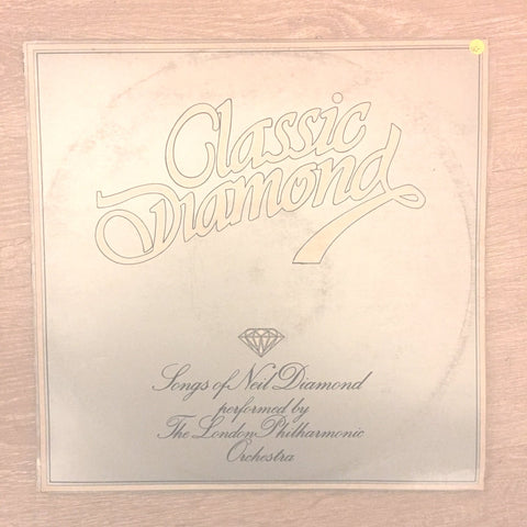 Classic Diamond - Vinyl LP Record - Opened  - Very-Good Quality (VG)