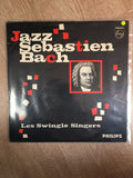 Les Swingle Singers ‎– Jazz Sébastien Bach - Vinyl LP Record - Opened  - Very-Good Quality (VG) - C-Plan Audio