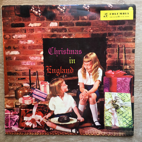 Christmas In England ‎ - Vinyl LP Record - Opened  - Very-Good+ Quality (VG+)
