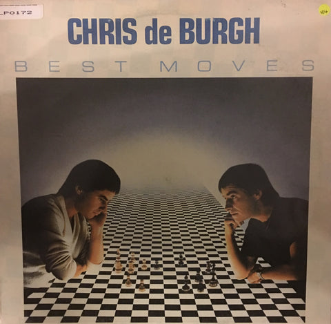Chris De Burgh  - Best Moves - Vinyl LP Record - Opened  - Very-Good+ Quality (VG+)