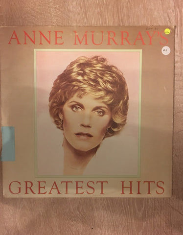 Anne Murray  - Greatest Hits - Vinyl LP Record - Opened  - Very-Good+ Quality (VG+)