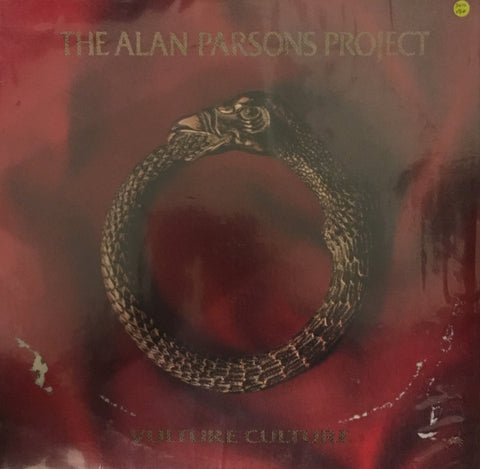 Alan Parsons - Vulture Culture - Vinyl LP Record - Opened  - Very-Good+ Quality (VG+)
