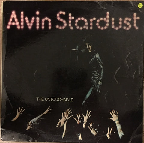 Alvin Stardust - The Untouchable - Vinyl LP Record - Opened  - Very-Good Quality (VG)