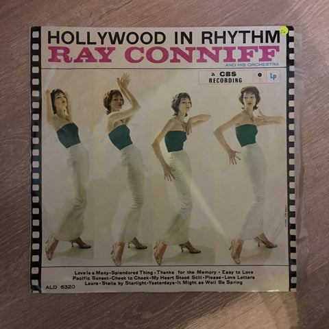 Ray Conniff - Hollywood In Rythm - Vinyl LP Record - Opened  - Good+ Quality (G+)