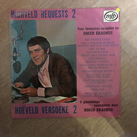 Highveld Requests 2 - Vinyl LP - Opened  - Very-Good+ Quality (VG+) - C-Plan Audio
