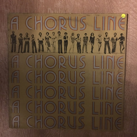A Chorus Line - Vinyl LP - Opened  - Very-Good+ Quality (VG+)