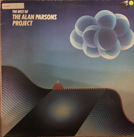 Alan Parsons - The Best of the Alan Parsons Project - Vinyl LP Record - Opened  - Very-Good Quality (VG)