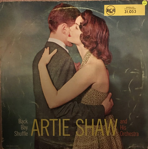 Artie Shaw - Back Bay Shuffle - Vinyl LP Record - Opened  - Very-Good+ Quality (VG+) - C-Plan Audio