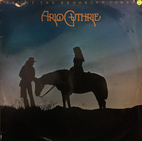 Arlo Guthrie  - Art of the Brooklyn Cowboy - Vinyl LP Record - Opened  - Very-Good Quality (VG) - C-Plan Audio