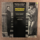Various ‎– Midnight Cowboy (Original Motion Picture Soundtrack) - Vinyl LP Record - Opened  - Very-Good Quality (VG)