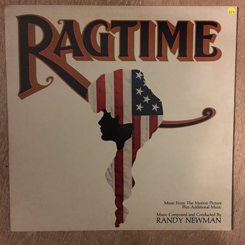 Randy Newman ‎– Ragtime - Vinyl LP - Opened  - Very-Good+ Quality (VG+)