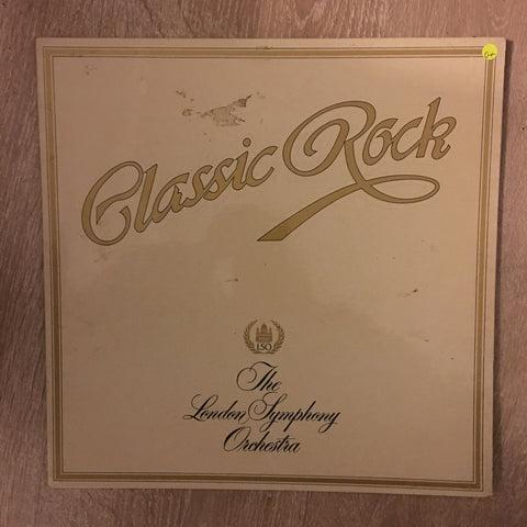 Classic Rock - The London Symphony Orchestra  - Vinyl LP Record - Opened  - Good+ Quality (G+)