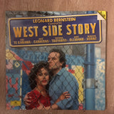 Leonard Berstein Conducts West side Story - Vinyl LP - Opened  - Very-Good+ Quality (VG+)