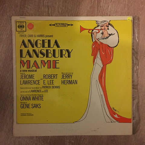 Angela Lansbury - Mame - Vinyl LP Record - Opened  - Very-Good Quality (VG)