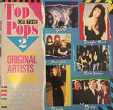 Various - Original Artists - Top Of the Pops Vol 2 - Vinyl LP Record - Opened  - Very-Good+ Quality (VG+) - C-Plan Audio