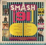 Various - Original Artists - Smash 91 - Vinyl LP Record - Opened  - Very-Good+ Quality (VG+) - C-Plan Audio