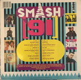 Smash 91 - The Ultimate Hit Collection - Vinyl LP Record - Opened  - Very-Good+ Quality (VG+) - C-Plan Audio