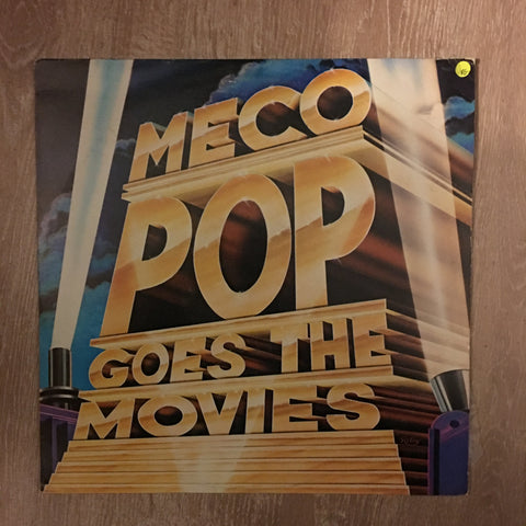 Meco ‎– Pop Goes The Movies - Vinyl LP - Opened  - Very-Good+ Quality (VG+)