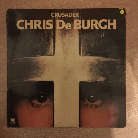 Chris De Burgh - Crusader - Vinyl LP Record - Opened  - Very-Good Quality (VG)